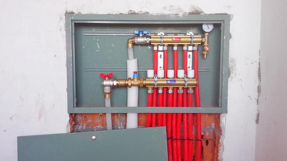 Ceibos 203 Victoria Homes Climatización HD