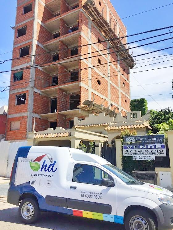 Edificio Climatización HD