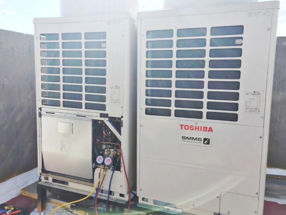 Nordelta, Tigre2 Climatización HD
